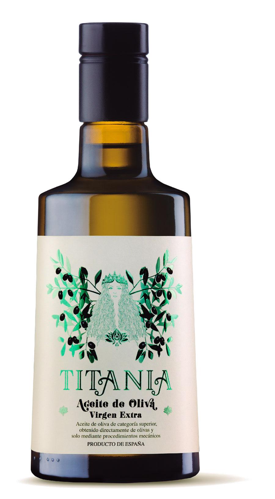 Aceite Titanita Edicion Limitada